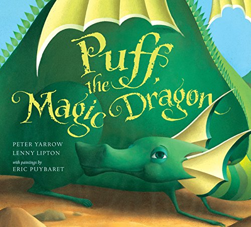 Animals Magic Picture Book (Puff, the Magic Dragon)