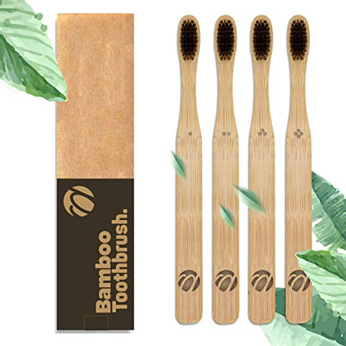 Toothbrush PAVICICO Organic Individually Numbered