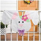 Cloth Easter Spring Bunny Bunting Seasonal Home Decor