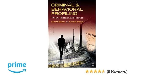 Manual Criminal & Behavioral Profiling