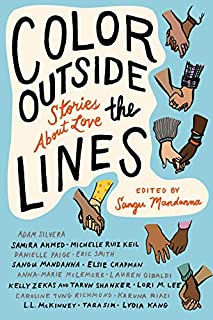 Book Cover: Color outside the Lines: Stories about Love
