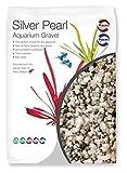 Pisces 22 lb Silver Pearl Aquarium Gravel, Large