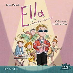 Ella und der Superstar Hörbuch