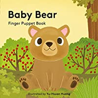 Baby Bear (Finger Puppet Books)