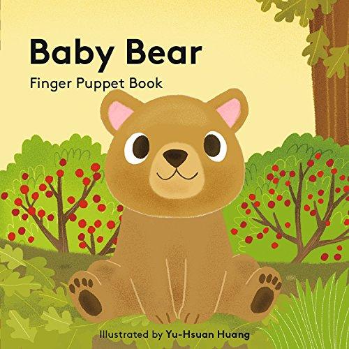 (Baby Bear (Finger Puppet Books))
