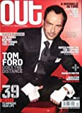 img - for Out Magazine - Tom Ford (November 2007, No. 168) book / textbook / text book