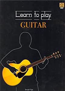 Learn To Play: Guitar (DVD)(indian/classical instrumental/regional/guitar/Geetanjali