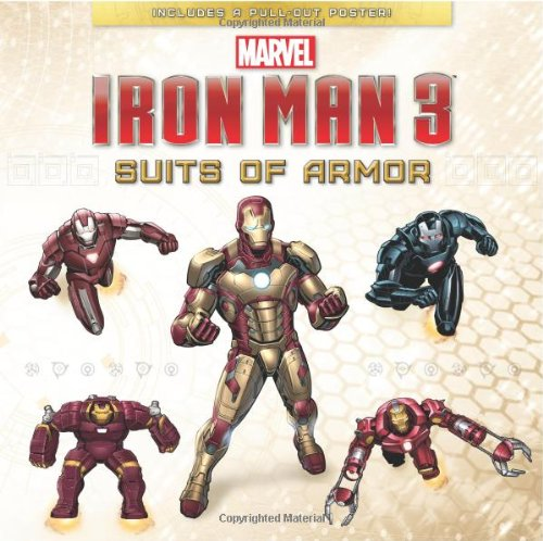 Suits of Armor (Marvel Iron Man 3) ()
