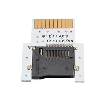 iBaste_top Convertidor de tarjeta de memoria Para PS Vita ...