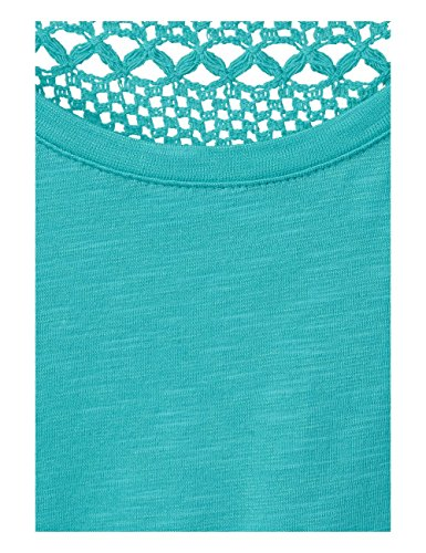 11345 Turchese Aqua T Sunny Shirt One Donna Street 60wq7IS