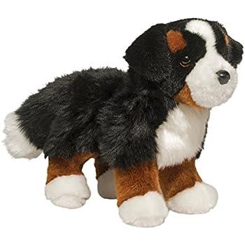 Amazoncom Living Nature Soft Toy Bernese Mountain Dog 35cm