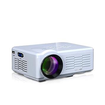 LCD proyector Sannysis LED Mini proyector home cinema ...