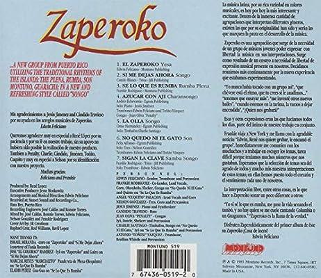 Cosa De Locos: Zaperoko: Amazon.es: Música