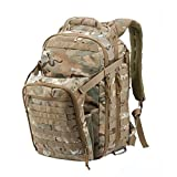 Cheap YAKEDA Outdoor Mountaineering Bags Shoulder Bag Equipped Tactical Camouflage Backpack Camping Bag Travel Bag Travel Daypack Military Backpack Camping Hiking Trekking Bag 35L–A88034