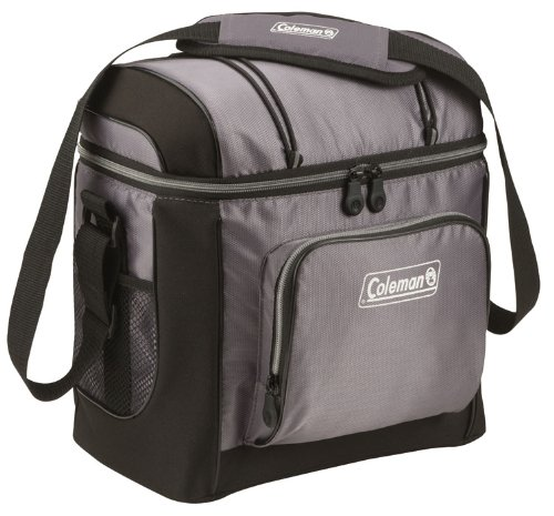 Coleman 16 Can Cooler,Gray ()