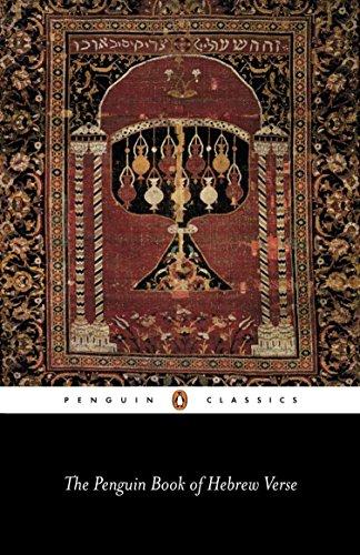 The Penguin Book of Hebrew Verse (Penguin Classics)