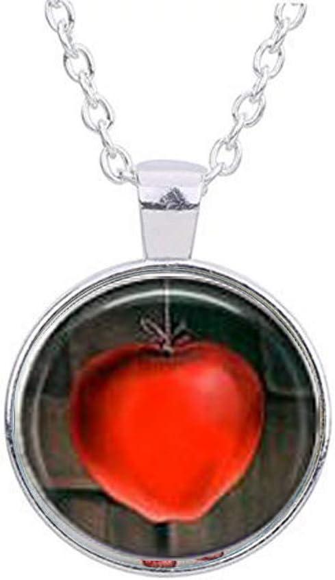 Evil Queen's Poison Apple Necklace