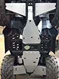 Aluminum Products - P-Sports 1000XP-15-17-SPD - Aluminum Skid Plate Package Polaris Sportsman 1000XP-15-17-Special Package Deal