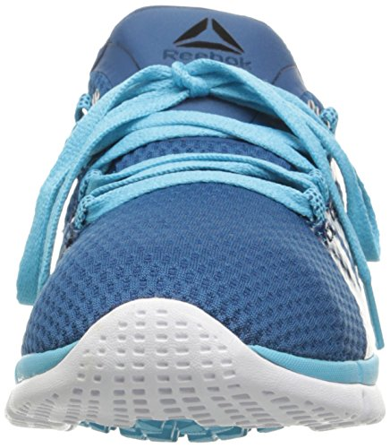 Zprint 10 US Cloud Lemon Women's M Reebok Noble Grey MTM Walking Her Shoe Crisp White 5 Zest Blue White Blue 58BqPqw6
