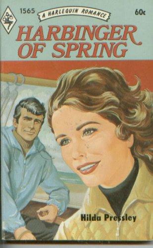 Harbinger of Spring (A Harlequin Romance, 1565)