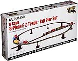 Bachmann Trains - Snap-Fit E-Z TRACK 8 PC. E-Z