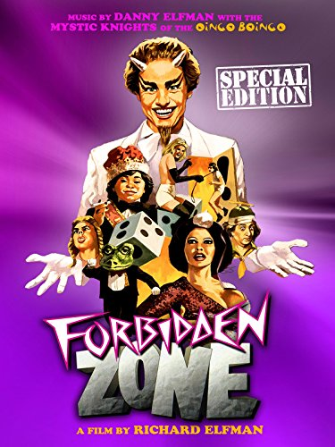 Forbidden Zone: Special - Topless