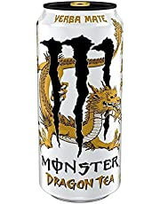 Monster DRAGON TEA YERBA MATE 12 x 473ml