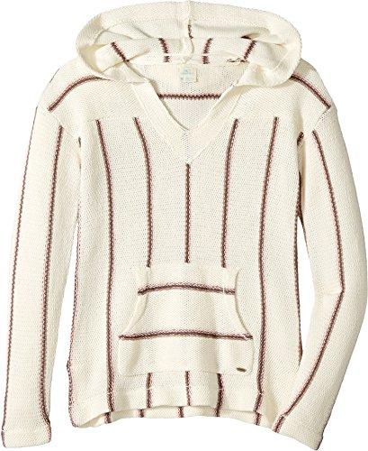 O'Neill Big Girls' Ashlynn Sweater, Winter White, (Oneill Kids Sweater)