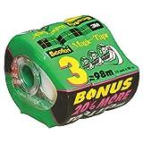 Scotch Magic Tape, Dispensered, 19mm x 40m Per Roll, 3 Rolls, (810-D3)