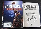 Bernard King signed Book Game Face