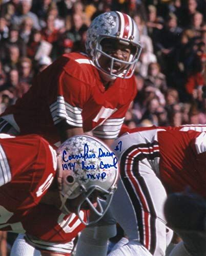 Cornelius Greene OSU 8-5 8x10 Autographed Photo - Certified Authentic - Greene Autographed Photo