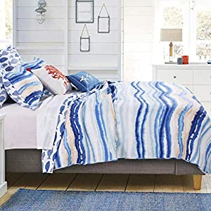 51PKwN2-GqL._SS300_ Coastal Bedding Sets & Beach Bedding Sets