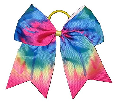 cheerleading hair bows for girls