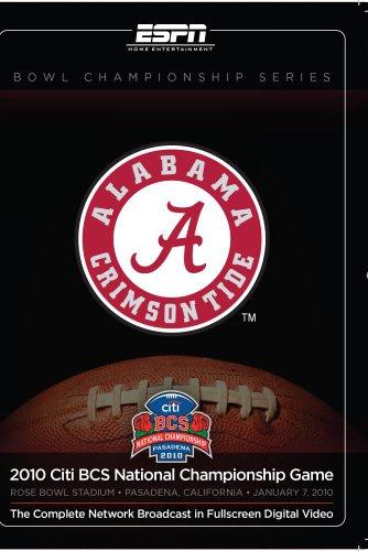 Bcs Football Championship National - 2010 Citi BCS National Championship-Texas versus Alabama