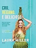 capa de Cru. Vegano. E Delicioso - Volume 1