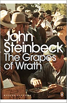 The endurance of the joad family in the grapes of wrath by john steinbeck