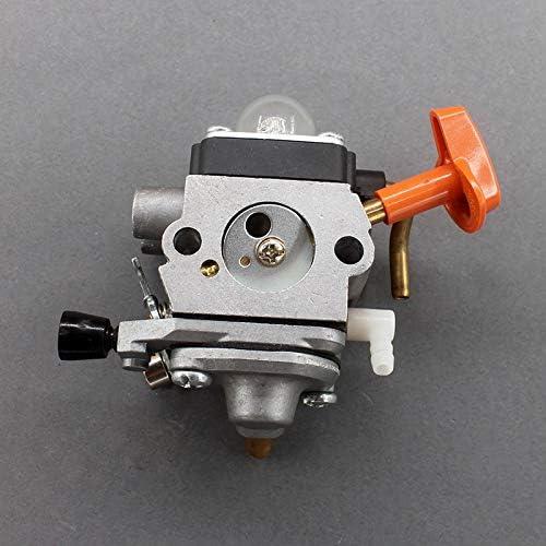 HONGYAN 1 Satz Vergaserkits Ersatzteile Zubeh/ör fit for Stihl FS100R FS110 FS110R FR130T FS130 FC110 HL95K KM90R SP-90 Dauerhaft