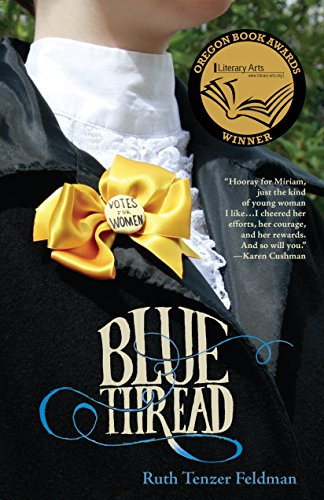 Blue Thread by [Tenzer Feldman, Ruth]