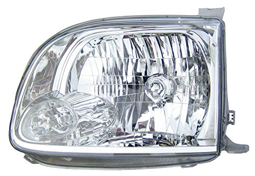 Access Cab Models - For 2005 2006 Toyota Tundra Regular Cab/Access Cab Model Headlight Headlamp Driver Left Side Replacement TO2502166