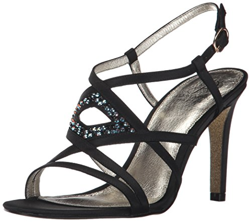 Pump Satin Black Papell Ace Adrianna Women's tSTzw0cq