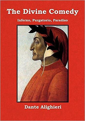 the divine comedy of dante alighieri inferno