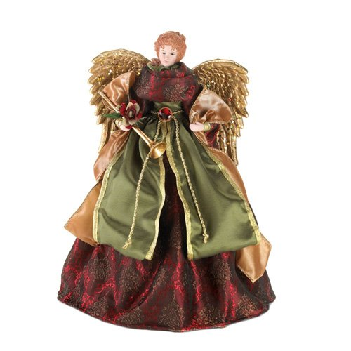 Porcelain Angel Tree Topper - 5