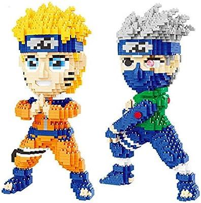 Amazon.com: COOL-Y Balody, Anime japonés Naruto Brouto Ninja ...