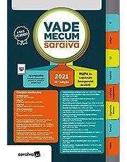 Vade Mecum 2021 Saraiva - Tradicional - 31ª Edição: inclui Mapa de Legislação Emergencial