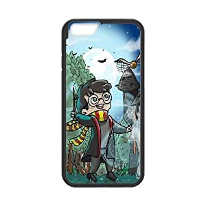 FOR Apple Iphone 6 Plus 5.5 inch screen Cases -(DXJ PHONE CASE)-Harry Potter - The Marauder's Map-PATTERN 1