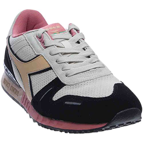 Diadora Heren Titan Premium Sneaker Licht Grijs / Zand