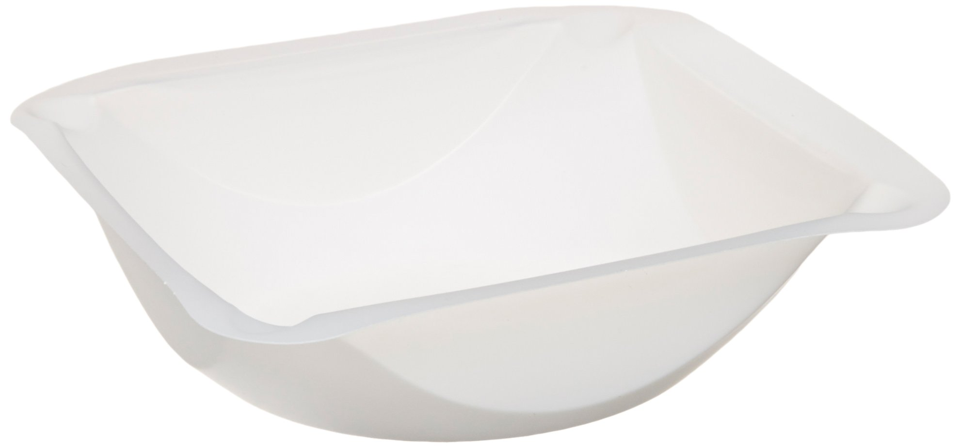 GMP Sales SQWB-100 Polystyrene Square Weigh Boat, 100ml Capacity (Case of 500)