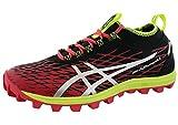 ASICS Womens Gel Fuji Runnegade 2 Trail Running Rhoes (6.5, Azaela/Silver/Black)