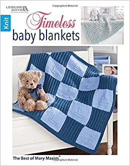 Timeless Baby Blankets | Knitting | Leisure Arts (7110) (Best of