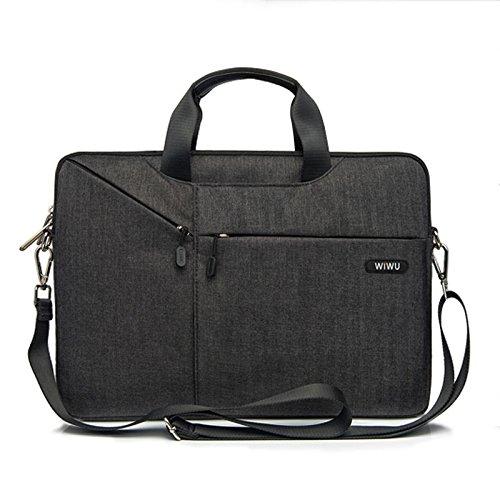 laptop schulter tasche wiwu umh ngetasche laptoptasche 13. Black Bedroom Furniture Sets. Home Design Ideas